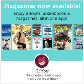Digital Magazines are back!